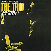 The Trio, Vol. 2 by Cedar Walton