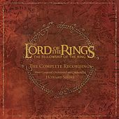 The Lord Of The Rings: The Fellowship Of The Ring - The Complete Recordings by Various Artists