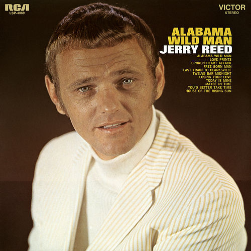 Alabama Wild Man von Jerry Reed