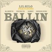Ballin' (feat. Slimmy B, Iamsu!, Yhung T.O. & Derek King) de Yhung C.E.O