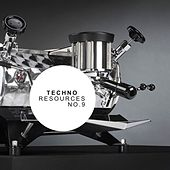 Techno Resources No.9 - EP de Various Artists