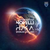 Worlds Collide van Christina Novelli