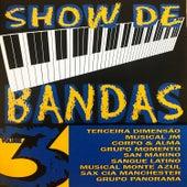 Show de Bandas, Vol. 3 de Various Artists