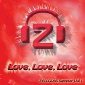 Love, Love, Love de Various Artists