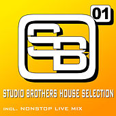 Studio Brothers House Selection - Volumen 01 de Various Artists
