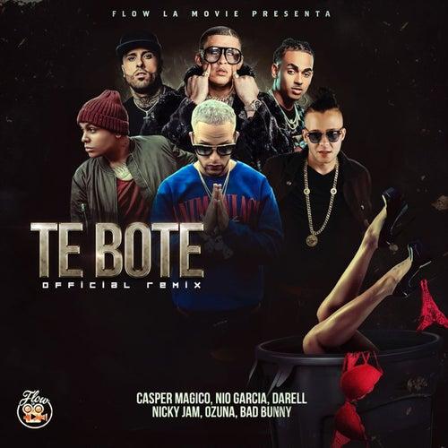 Te Boté (Remix) by Nio Garcia