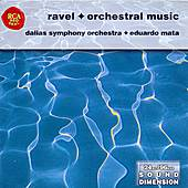 Orchestral Music by Maurice Ravel