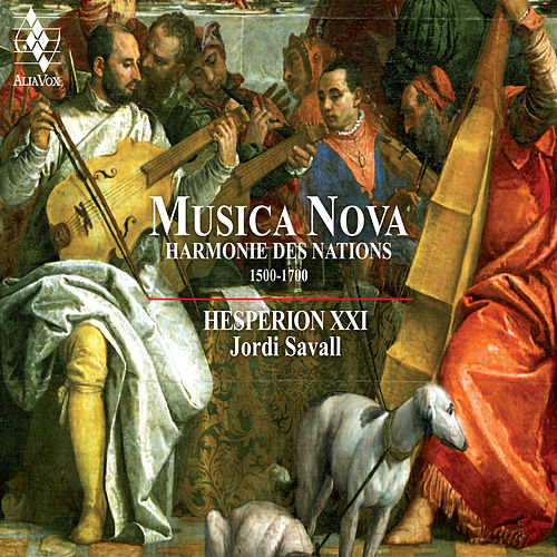 Musica Nova de Jordi Savall