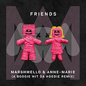 FRIENDS (A Boogie Wit Da Hoodie Remix) by Marshmello