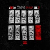 90% Trap 10% Rap Vol. 2 de M Dot 80