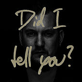 Did I Tell You by Chris Andersen