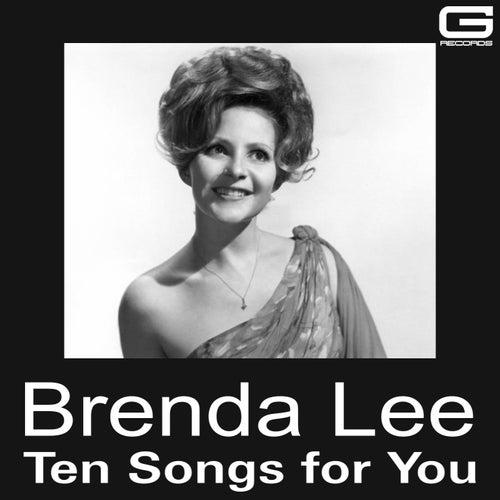 Ten songs for you von Brenda Lee