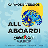 Eurovision Song Contest Lisbon 2018 (Karaoke Version) de Various Artists