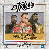No Quiero Amarte (feat. Zion & Lennox) by Justin Quiles