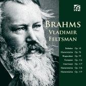 Brahms: Piano Works von Vladimir Feltsman