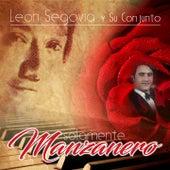 Solamente Manzanero by Leon Segovia y Su Conjunto
