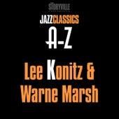 Storyville Presents The A-Z Jazz Encyclopedia-K by Lee Konitz