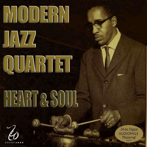Heart and Soul by Milt Jackson