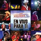 En Vivo Para Ti by Los Rieleros Del Norte