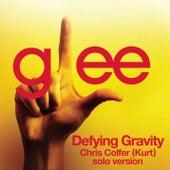 Defying Gravity (Glee Cast - Kurt/Chris Colfer solo version) de Glee Cast
