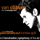 Rachmaninoff: Piano Concerto No. 3 in D Minor, Op. 30 by Symphony of the Air