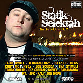 The Pre-Game - EP by Statik Selektah