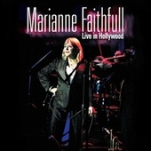 Live in Hollywood von Marianne Faithfull