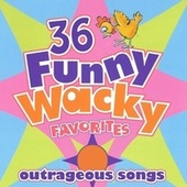 36 Funny Wacky Favorites by Various Artists