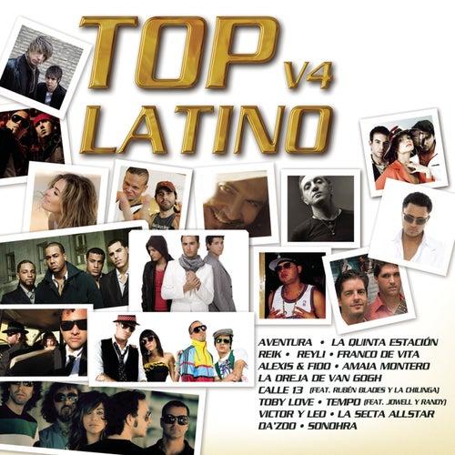 Top Latino 4 de Various Artists