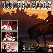 Country Style de Various Artists