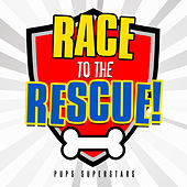 Race to the Rescue! de Pups Superstars
