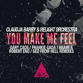 You Make Me Feel (Remixes) by ReLight Orchestra and Claudja Barry