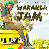 Wakanda Jam - Single by Mr. Vegas