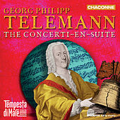 Telemann: The Concerti-en-suite de Various Artists