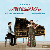 Bach: The Sonatas for Violin & Harpsichord von Various Artists
