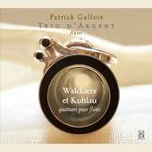 Walckiers & Kuhlau: Quatuors pour flûtes de Patrick Gallois
