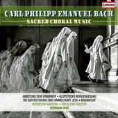 C.P.E. Bach: Sacred Choral Music de Various Artists