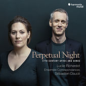 Perpetual Night: 17th Century Airs and Songs de Various Artists