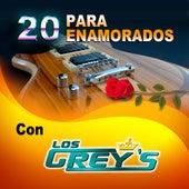 20 Para Enamorados de Los Grey's