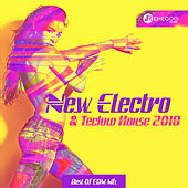 New Electro & Techno House 2018 (Best Of EDM Mix) de Various Artists