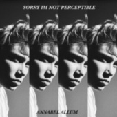 Sorry I'm Not Perceptible by Annabel Allum