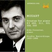 Mozart: Piano Sonatas, K. 280, 311, 331-333 by Aldo Ciccolini