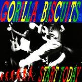 Start Today von Gorilla Biscuits