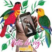 Nota de Voz by Profetas