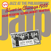 Jazz At The Philharmonic: Blues In Chicago 1955 von Oscar Peterson