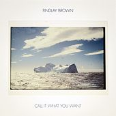 Call It What You Want by Findlay Brown