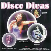 Divas of the Disco de Various Artists