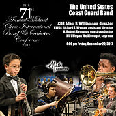 2017 Midwest Clinic: The United States Coast Guard Band, Concert 1 (Live) de Various Artists