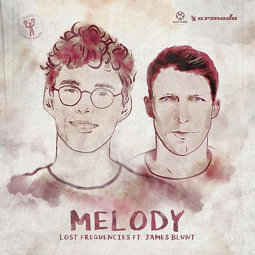 Melody (feat. James Blunt) von Lost Frequencies