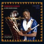 Mamadou Diabate & Percussion Mania: Masaba Kan by Mamadou Diabate